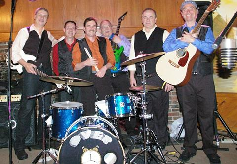 Over Time - 60s Band - Middleboro, MA