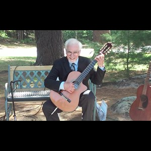 St Johns Classical Guitarist | Alan Lee Wilson