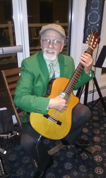 Alan Lee Wilson - Classical Guitarist - Portland, ME