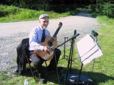 Alan Lee Wilson | Portland, ME | Classical Guitar | Photo #1