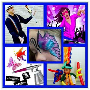Chalfont, PA Face Painter | Hi Note Party