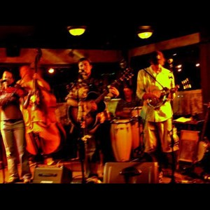 Golden Bluegrass Band | Rojos Calientes