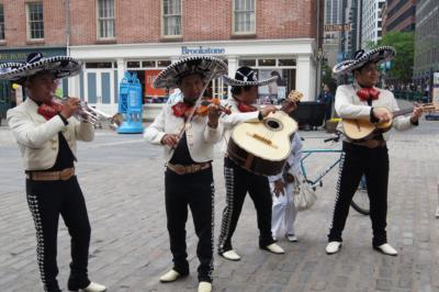 Mariachi Aguila Y Plata | New York City, NY | Mariachi Band | Photo #7
