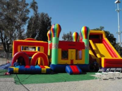 Living The Dream Party Rentals & Jumpers | Riverside, CA | Bounce House | Photo #6
