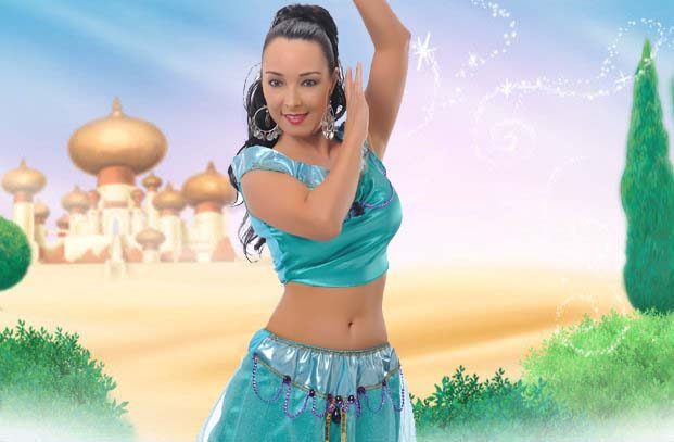 Princess Jasmine Party - Princess Party - Dallas, TX