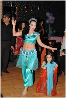 Princess Jasmine Party | Dallas, TX | Princess Party | Photo #8