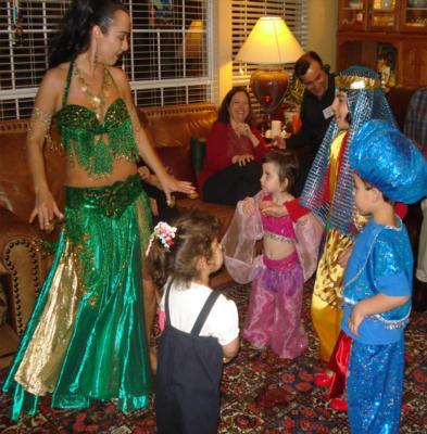 Princess Jasmine Party | Dallas, TX | Princess Party | Photo #2