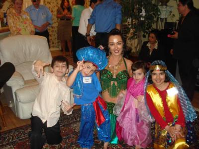 Princess Jasmine Party | Dallas, TX | Princess Party | Photo #3