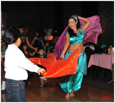 Princess Jasmine Party | Dallas, TX | Princess Party | Photo #7