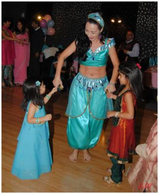 Princess Jasmine Party | Dallas, TX | Princess Party | Photo #6