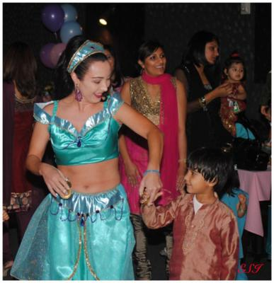 Princess Jasmine Party | Dallas, TX | Princess Party | Photo #5