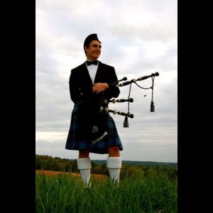 Greenville Bagpiper | Christian Markle