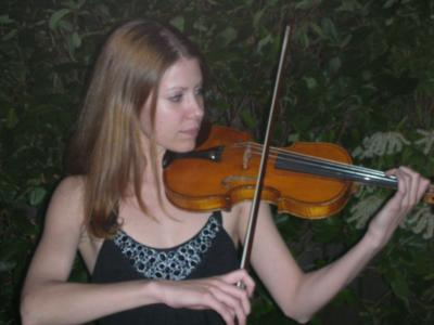 Allison Roush - Elegant Wedding Violinist  | San Diego, CA | Violin | Photo #1