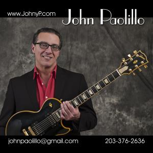 New London Wedding Singer | John Paolillo (JohnyP) Connecticut's One-Man Band!