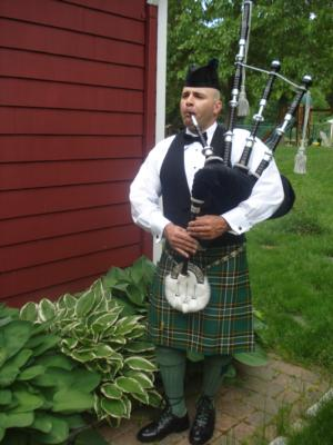 Michael Capone | Cumberland, RI | Bagpipes | Photo #3