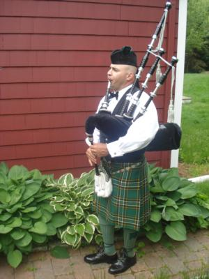 Michael Capone | Cumberland, RI | Bagpipes | Photo #2