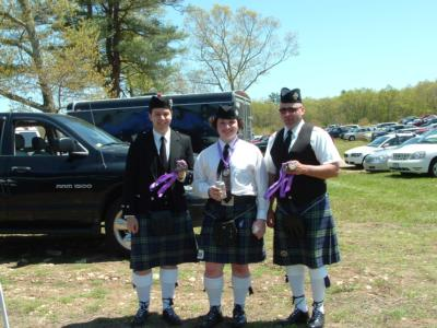 Michael Capone | Cumberland, RI | Bagpipes | Photo #7