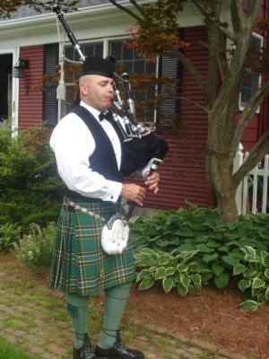 Michael Capone | Cumberland, RI | Bagpipes | Photo #4
