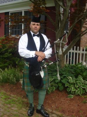 Michael Capone | Cumberland, RI | Bagpipes | Photo #1