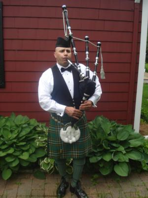 Michael Capone | Cumberland, RI | Bagpipes | Photo #5
