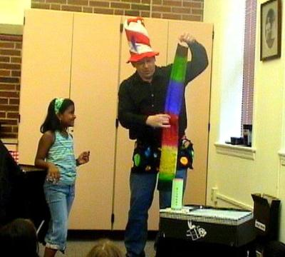 MagicFaces | Hightstown, NJ | Comedy Magician | Photo #14