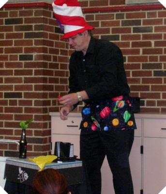 MagicFaces | Hightstown, NJ | Comedy Magician | Photo #21