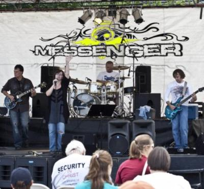 Messenger | Howell, MI | Christian Rock Band | Photo #2