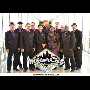 Scarborough Motown Band | Motor City Revue