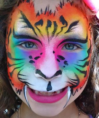 Faces By Wells | Greenwich, CT | Face Painting | Photo #8