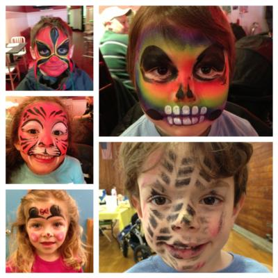 Faces By Wells | Greenwich, CT | Face Painting | Photo #11