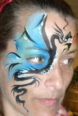 Faces By Wells | Greenwich, CT | Face Painting | Photo #16