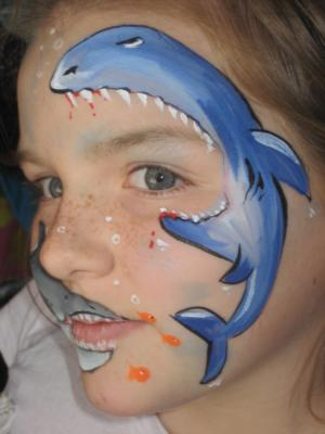 Faces By Wells | Greenwich, CT | Face Painting | Photo #5