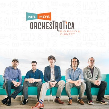 Mr. Ho's Orchestrotica (global jazz / chamber) - World Music Band - Cambridge, MA