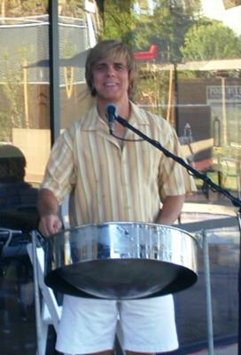 Mark Dolin (sol Party Band) | Cave Creek, AZ | Steel Drum Band | Photo #8