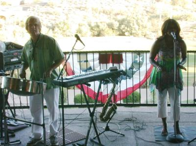 Mark Dolin (sol Party Band) | Cave Creek, AZ | Steel Drum Band | Photo #4