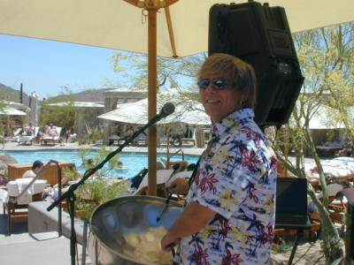 Mark Dolin (sol Party Band) | Cave Creek, AZ | Steel Drum Band | Photo #3