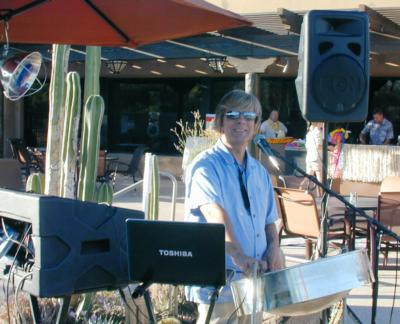 Mark Dolin (sol Party Band) | Cave Creek, AZ | Steel Drum Band | Photo #6