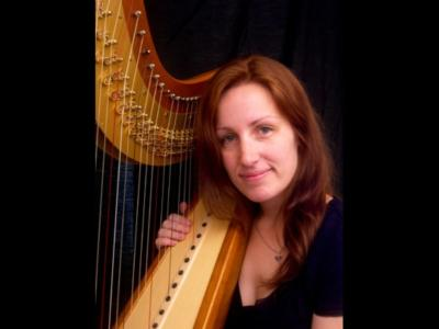 April Stace Vega | Washington, DC | Classical Harp | Photo #4
