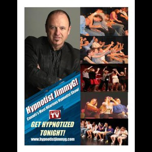 Green Springs Comedy Hypnotist | JimmyG's Hypnotic Comedy Show!