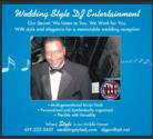 Weddingstyle Dj Entertainment - Djgeo - Mobile DJ - El Cajon, CA