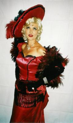 All Star Show Grams | Foster City, CA | Marilyn Monroe Impersonator | Photo #5