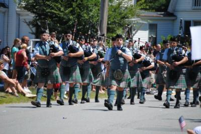 Pipe Major Gordon Webster | Concord, NH | Bagpipes | Photo #3
