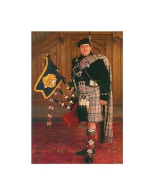 Pipe Major Gordon Webster | Concord, NH | Bagpipes | Photo #1