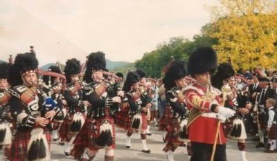 Pipe Major Gordon Webster | Concord, NH | Bagpipes | Photo #6