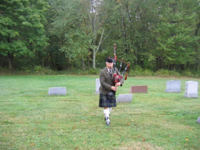 Chris Paul | Highland Heights, KY | Bagpipes | Photo #1
