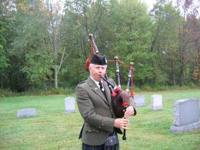 Chris Paul | Highland Heights, KY | Bagpipes | Photo #2