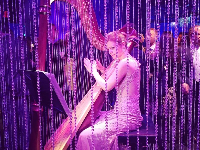 Tomina Parvanova Harp  - Classical Harpist - New York City, NY