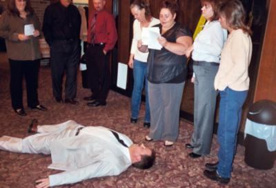 Motive For Murder | Cleveland, OH | Murder Mystery Entertainment | Photo #10