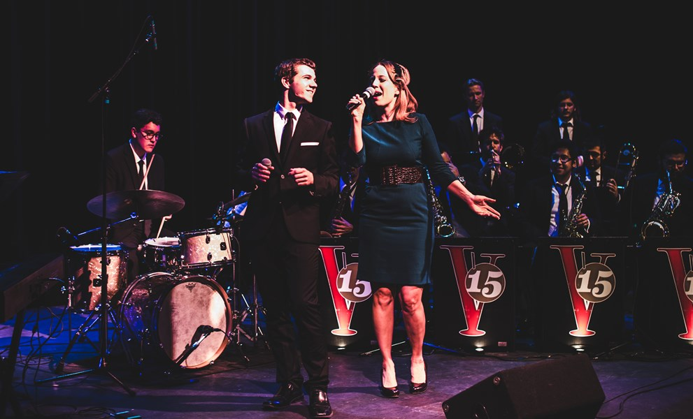 The Vintage 15 - Big Band - Austin, TX