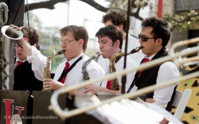 The Vintage 15 | Austin, TX | Big Band | Photo #5